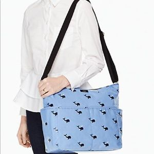 New 💯% Authentic kate spade baby bag